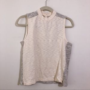 Madewell Slight Mock Neck Top